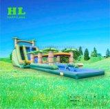 Trasparenza di acqua gonfiabile Dreamlike con la piscina gigante per i capretti che giocano il gioco esterno di esercitazioni