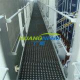 Verschiffen-Plattform-Gummimatten-/im Freiengras-Gummibodenbelag/Entwässerung-bunte Gleitschutzgummifußböden