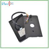 Lector de tarjetas impermeable Wiegand 34 Puerta de seguridad externa de RFID 125 kHz