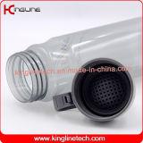 800ml novo design plástico esportes garrafa de água com BPA GRÁTIS