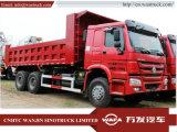 290-371HOWO 6X4 HP lourd camion à benne basculante / Dumper /Camion-benne
