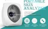 Analizzatore magico facciale del salone di bellezza dell'analizzatore della pelle dello specchio di bellezza di Langdi/scanner del fronte