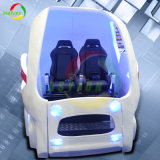 Virtuele Elektrische Tank 6 van de Werkelijkheid het Ontspruiten van de Bioskoop van de Simulator van de Werkelijkheid van Vr van Stoelen 9d de Virtuele het Rennen Machines van het Spel