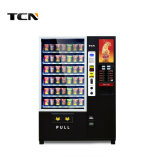 Máquina de Café Combo NPT com 19 polegadas de tela de publicidade para Cup Noodle