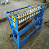 Bobine de tôle en métal de refendage en ligne de la bobine de l'acier de la machine de refendage de bobine