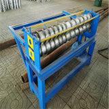 Ligne fente en acier de bobine de tôle de machine de fente de bobine en métal de bobine