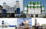 Aço da qualidade Q345 50 toneladas silo do cimento de 100 toneladas para o fornecedor de tratamento por lotes concreto de China da planta