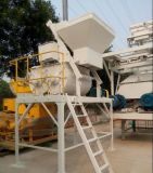 Factory Price Doubles Shaft Cement To mix/Twin Shaft Batch To mix