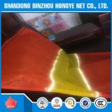 HDPE del Virgin di alta qualità 180g con la rete gialla ed arancione UV dello schermo di Sun del Windbreak