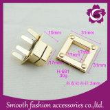 Girare la serratura Cuspidal del sacchetto degli accessori della borsa dei ribattini della piramide del hardware della serratura