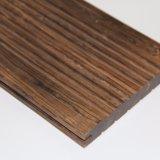 Suelo de bambú al aire libre de la mejor calidad hecho de bambú tejido hilo