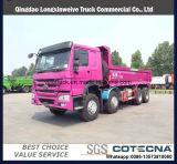 ダンプ貨物自動車のトラックをひっくり返すSinotrukの自動小さい軽量貨物