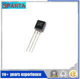 transistor initial intégré de 2SA1015 to-92 0.15A/50V PNP Newtriode