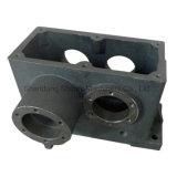 Carcaça de areia Ductile cinzenta fabricada OEM do ferro