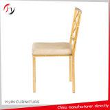 テラスChiavariの広い着席の椅子(AT-322)を食事する新しいデザインラウンジ