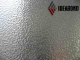 Punching Silver Pre-Painted Aluminium Composite Panel (ID 019 Plum Blossom)