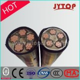 5 Isolierungs-Kabel-Kupfer-Leiter des Kern-vieladrigen Kabel-XLPE