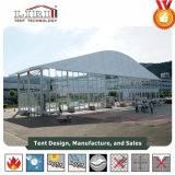 15m X 20m de Gebouwen van de Tent Arcum met de Deuren van het Glas