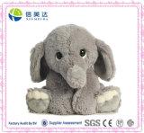 귀여운 작은 연약한 견면 벨벳 코끼리 장난감