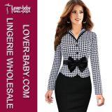 Вечером женщина официальных повседневная одежда (L)36068-1
