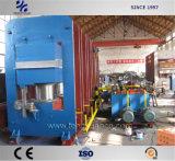 Pressa di vulcanizzazione della pista di gomma professionale/macchina di vulcanizzazione pista di gomma