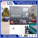 4 Máquina de gravura fresadora CNC de eixos para grandes corpo humano