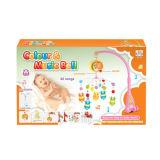 プラスチック電子赤ん坊のおもちゃのベビーベッドのハングのおもちゃ(H4646053)