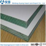 Placa MDF impermeável/placa MDF resistente à água/MDF verde à prova de água