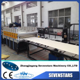 Ligne professionnelle de machine de production de panneau de mousse de PVC pour des meubles