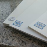 Tarjeta blanca de la espuma del PVC de la alta calidad de Alands para la construcción