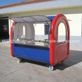 De Vrachtwagen van het snelle Voedsel voor Verkoop, de Maker van de Wafel van de Hond van het Graan jy-B4