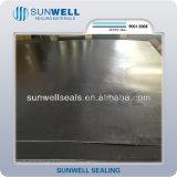 Strato della grafite di alta qualità di rinforzo con metallo munito