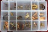 L'acciaio inossidabile di Customizied Quattro-Fa scorrere & Multi-Fa scorrere Stampings