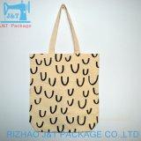 Migliore sacchetto di acquisto promozionale di vendita del cotone con il marchio personalizzato