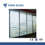 Vidrio grabado ácido 4-6 mm de cristal de la rejilla para la ventana