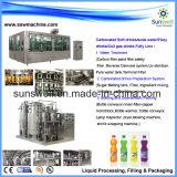 Máquina carbónica de Flling de los refrescos/máquina del refresco/máquina de Beverge