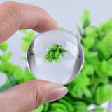 30mm 40mm Petite taille Crystal Ball Glass Sphere
