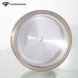 Roda de moedura do copo do diamante da borda para o processamento de vidro
