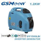 EPA anerkannter kompakter super leiser Benzin-Inverter-Generator