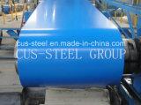 Prepainted Gi / PPGI bobina / PPGL bobinas de acero galvanizado recubierto de color