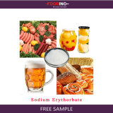 Erythorbate van uitstekende kwaliteit van het Natrium van de Rang van het Voedsel