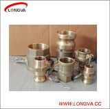 스테인리스 Steel Camlock Quick Couplings Type a, B, C, D, E, F, DC, Dp