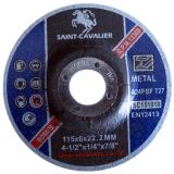 Rodas abrasivas, rodas de moedura para o metal 115X6X22
