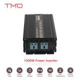 Inverseur pur d'onde sinusoïdale d'énergie solaire 1000W 24VDC à 220VAC