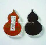 Magneet van de Ijskast van de Decoratie van de douane de Duidelijke Plastic voor de Gift van de Bevordering
