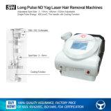 Impulsion Longue haute puissance ND L'épilation laser YAG Machine