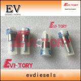 Apto para o motor Isuzu 6bg1-Tc 4bg1 4bg1T 4bg1tc 4bg1-Tc Biela mancal de rolamento da biela definido