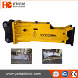 Perforatrice idraulica della roccia degli accessori dell'escavatore (YLB750)