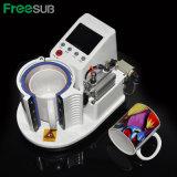Freesub 11oz interno e tazze di ceramica di sublimazione di colore della maniglia