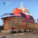 Almofada insuflável do Airbag de desembarque do navio